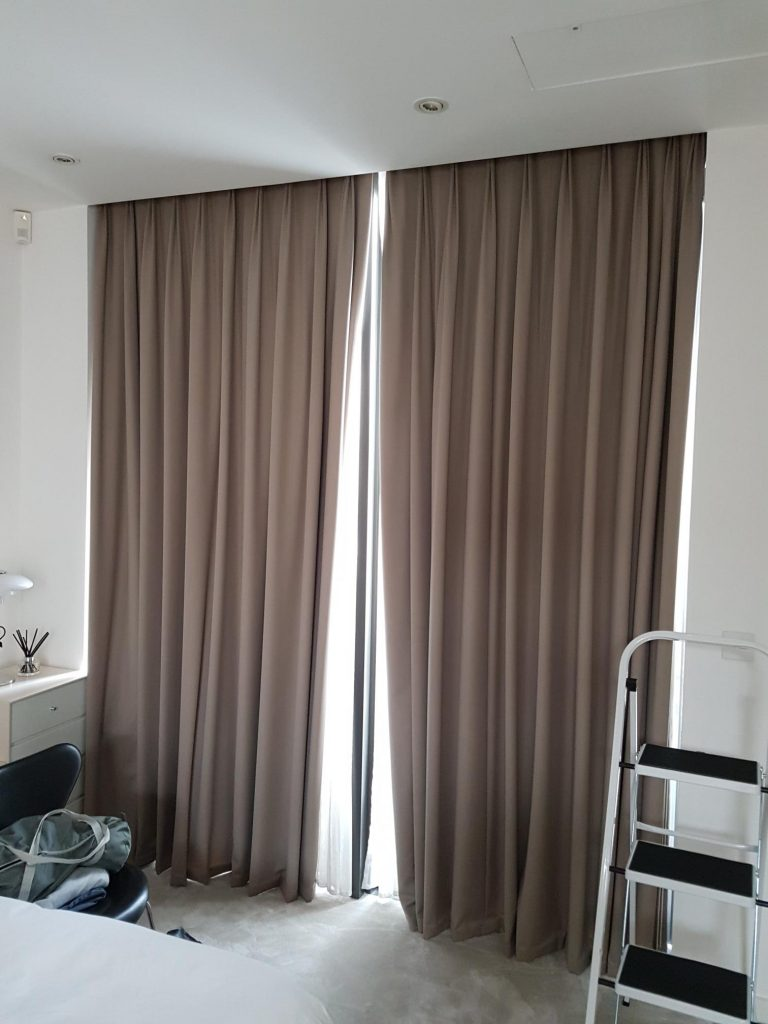 blackout curtain fail