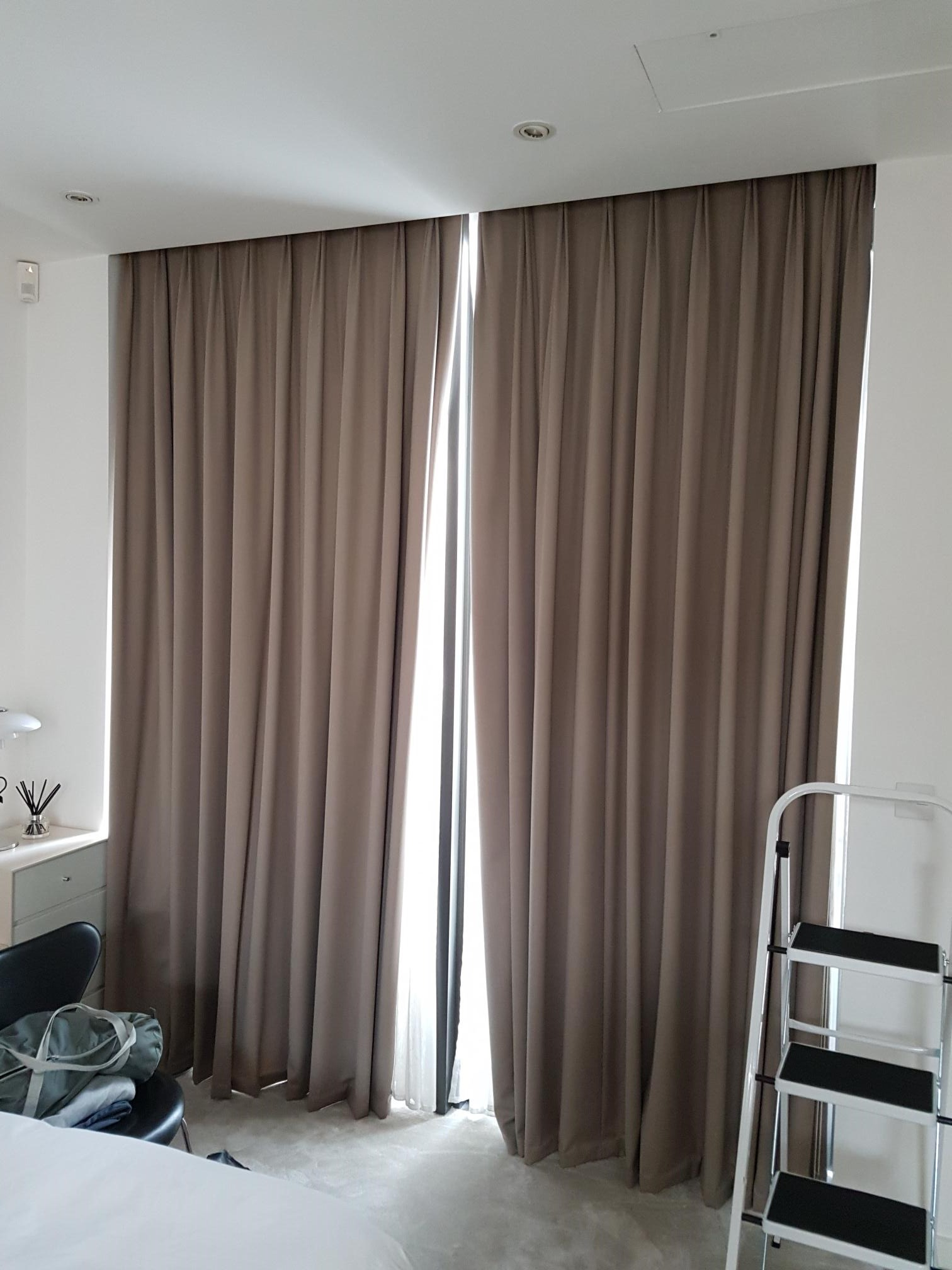 Blackout Curtains That Don T Work Burbank Blinds